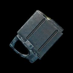 Attach magazine quickdraw sniperrifle