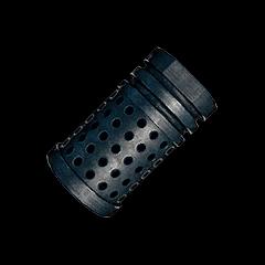 Attach muzzle compensator sniperrifle