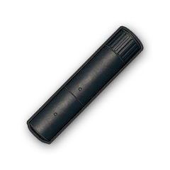 Attach muzzle suppressor medium