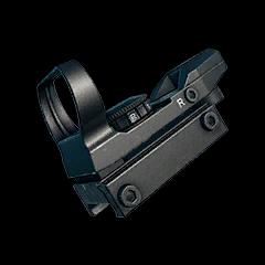 Attach upper dotsight 01