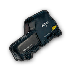 Attach upper holosight