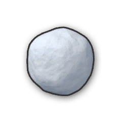 Weapon snowball